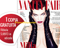 Logo Vanity Fair: ritira in edicola la copia omaggio