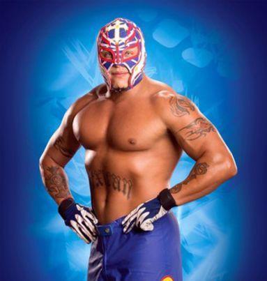 Sports Stars: Rey Mysterio