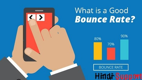 Website Good Bounce Rate