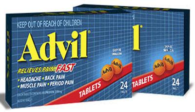 سعر ودواعى إستعمال أقراص أدفيل Advil مسكن للألام