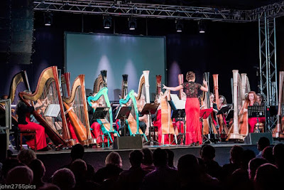 The National Youth Harp Orchestra