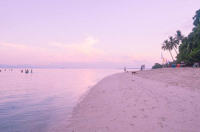 Lambug Beach, Badian, Cebu
