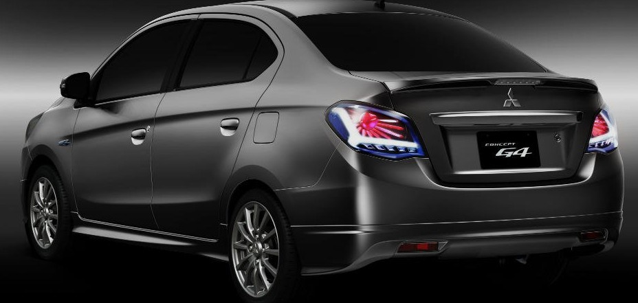 2018 Mitsubishi Mirage G4 Review - Cars reviews, rumors and prices