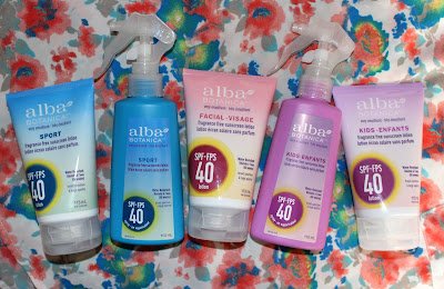 Alba Botanica Fragrance Free Sunscreen