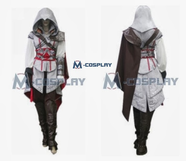 Assassins Creed Costume Cool Female Assassins Group Cosplay