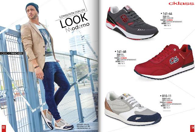 2c3a8b17 cklass calzado PV 2018 caballeros | catalogo digital