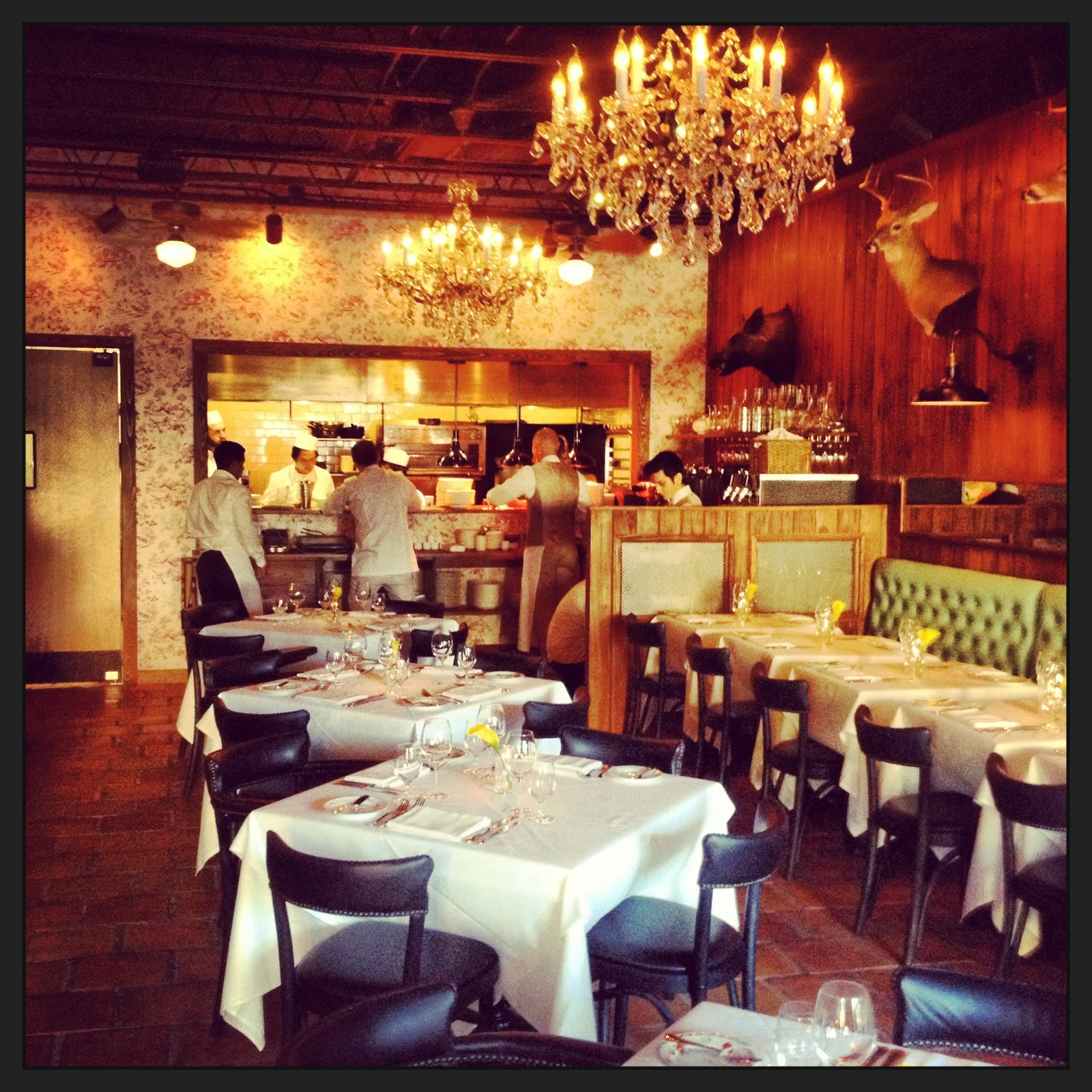 The Dining Room Miami: The Chowfather: The Cypress Room (Miami