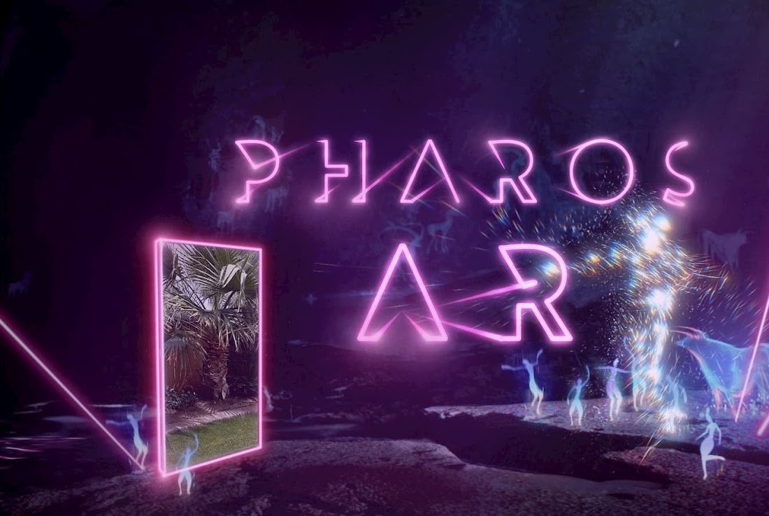 Starting today, Childish Gambino fans can try this new multiplayer AR app called PHAROS AR and journey through his universe to the tune of his latest sounds.