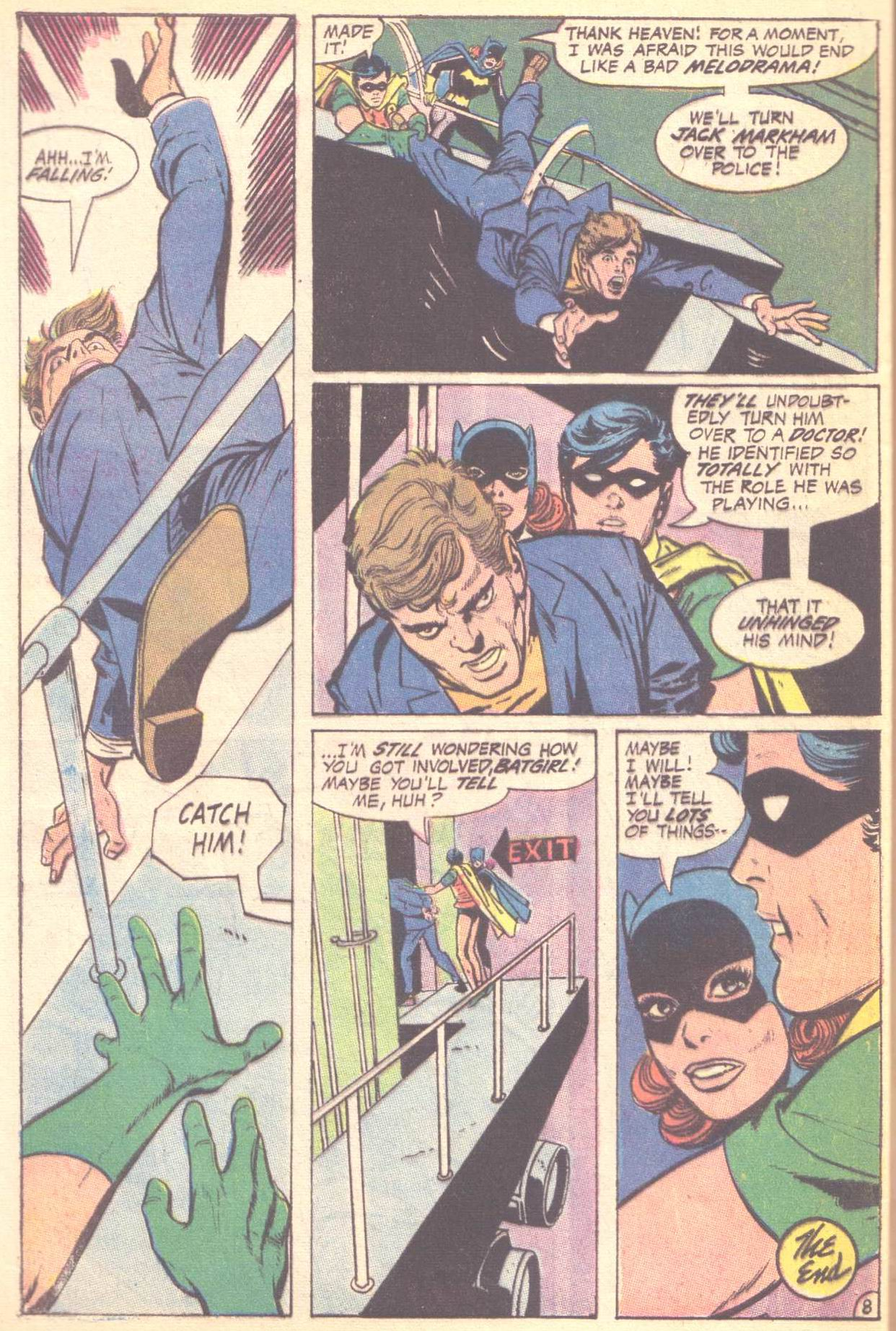 Detective Comics (1937) 401 Page 31