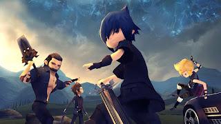 Final Fantasy XV Pocket Edition - Faça já o download