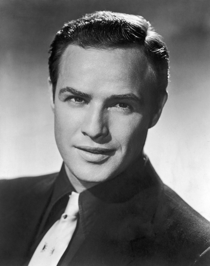 Love Those Classic Movies In Pictures Marlon Brando