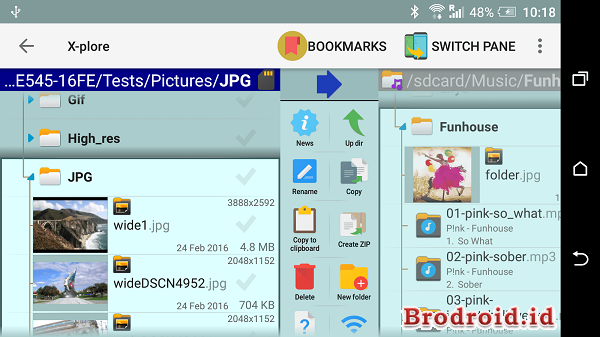 Download X-plore File Manager v3.92.13 Full Version Apk