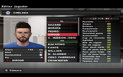 PES 2014 PS2 Save Data by Skrill12 Winter Transfers Season 2017/2018
