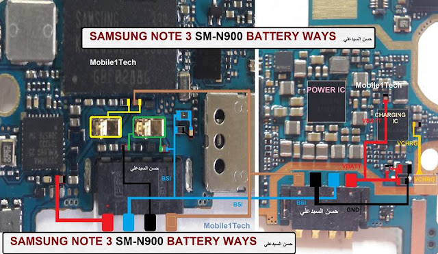 SAMSUNG NOTE 3 SM-N900 BATTERY WAYS 100% TESTED