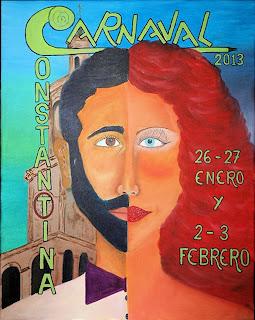 Carnaval Constantina 2013 - José Manuel Calderón Camacho - Quién es Quién