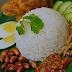 Nasi Uduk Komplit Mudah di Bikin Ala Rumahan