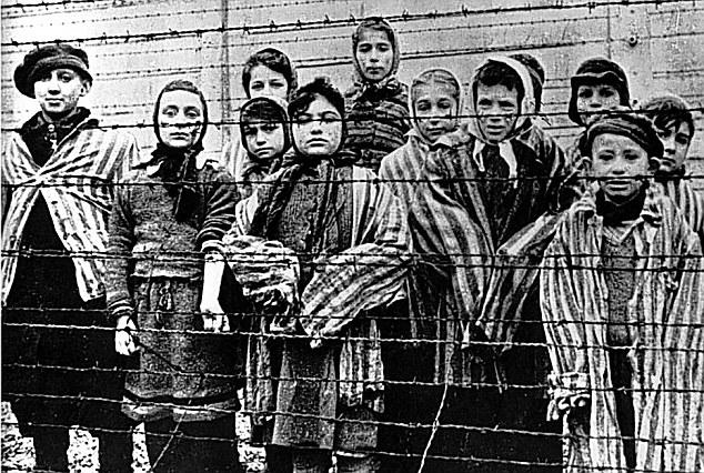 pembantaian etnis yahudi oleh nazi jerman
