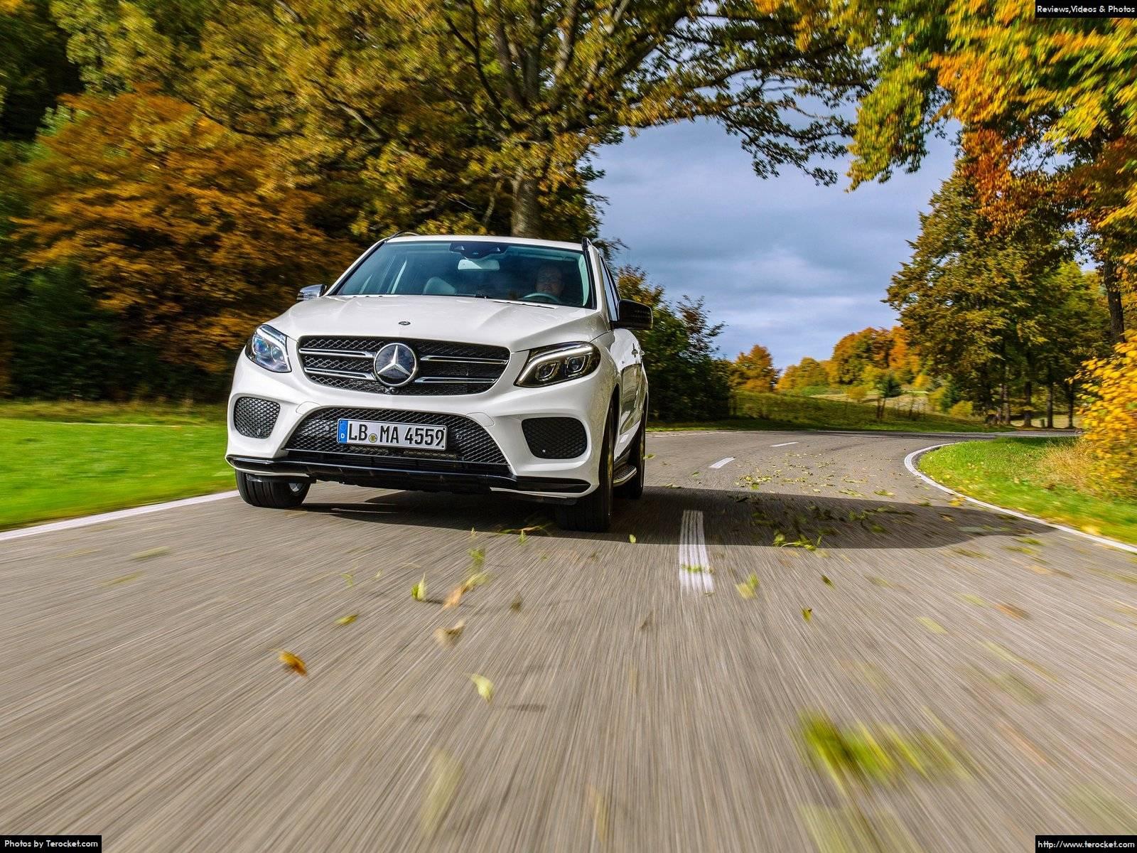 Hình ảnh xe ô tô Mercedes-Benz GLE450 AMG 4Matic 2016 & nội ngoại thất