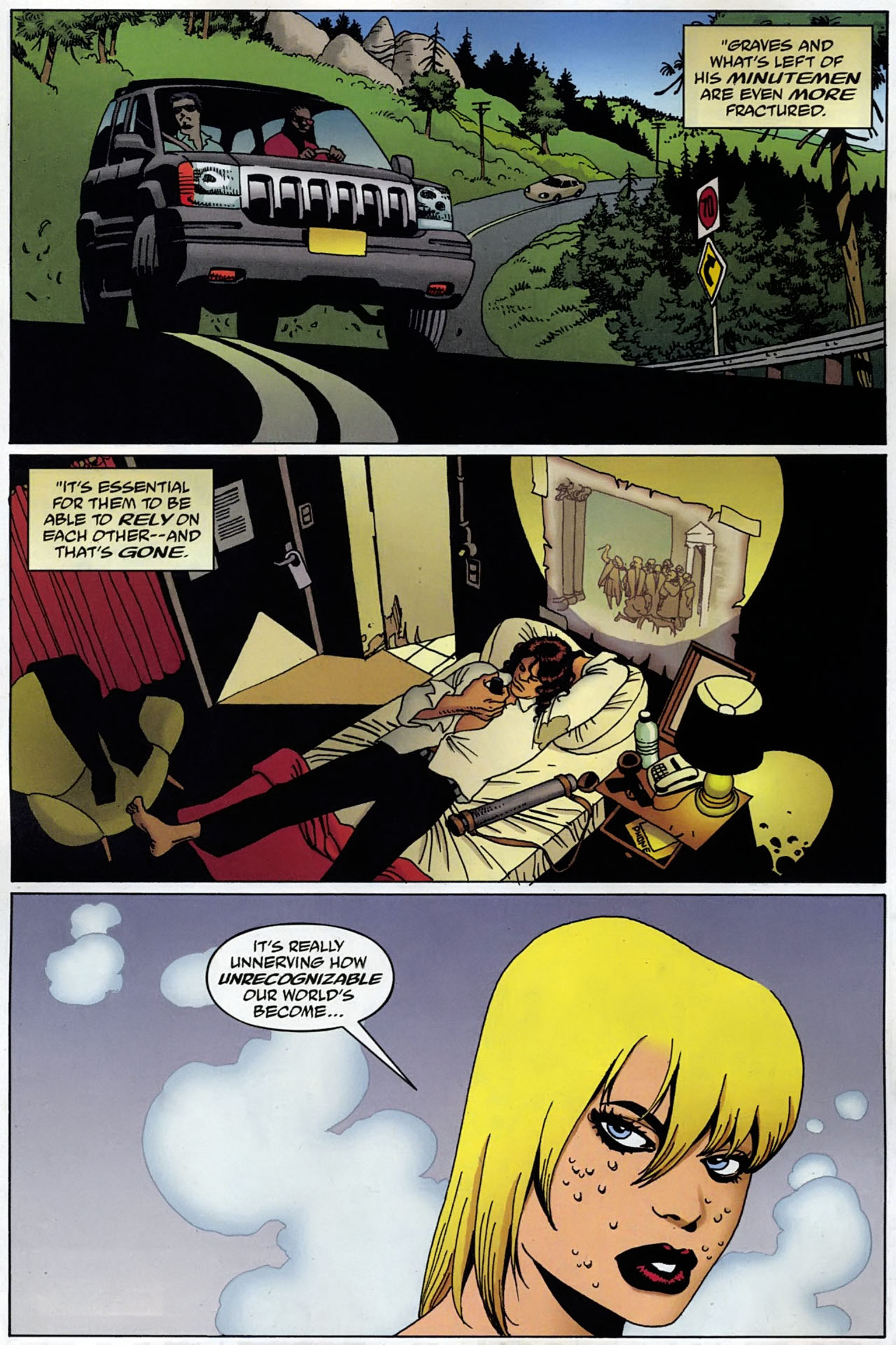 Read online 100 Bullets comic -  Issue #97 - 3