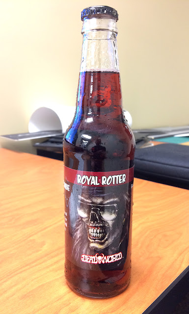 Dead World Royal Rotter Soda
