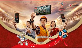 Paket Videomax Maxstream telkomsel