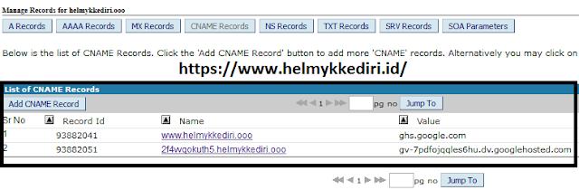Cara mendapatkan domain ooo gratis terbaru