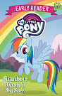 My Little Pony Rainbow Dash's Big Race Books
