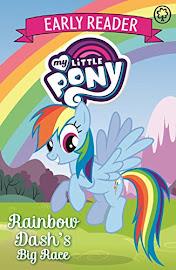 MLP Rainbow Dash's Big Race Book Media
