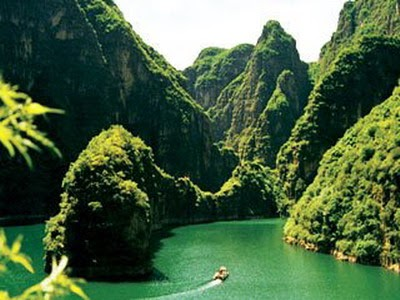 China Travel Beijing Songshan National Nature Reserve The