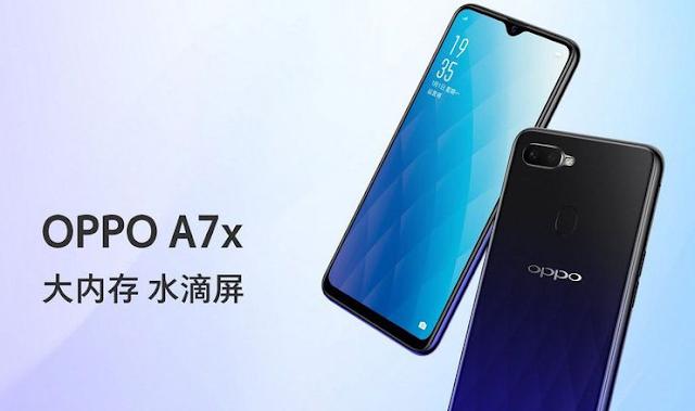 Salah satu pabrikan asal Tiongkok ini kembali meluncurkan smartphone yang diberi nama Harga dan Spesifikasi Oppo A7X