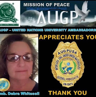AUGP Ambassador Debra Whitesell