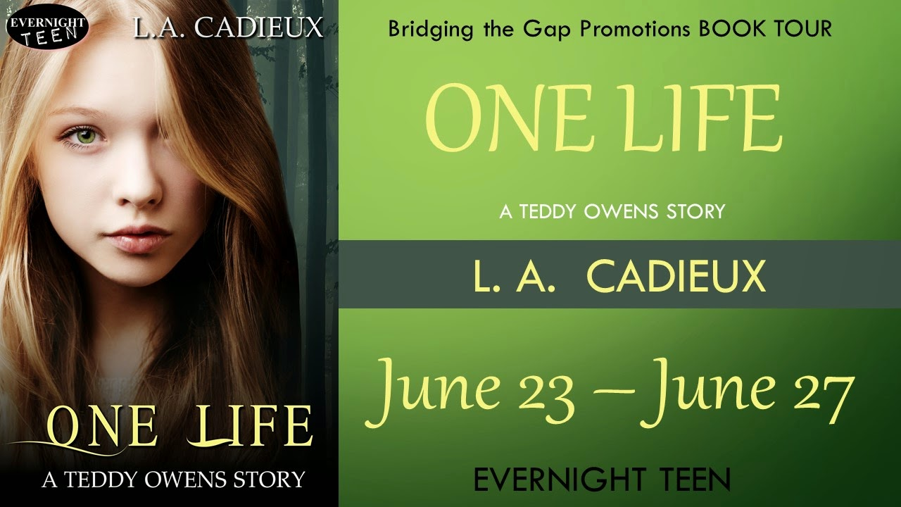 Author Spotlight - One Life Tour @ My Book and My Coffee