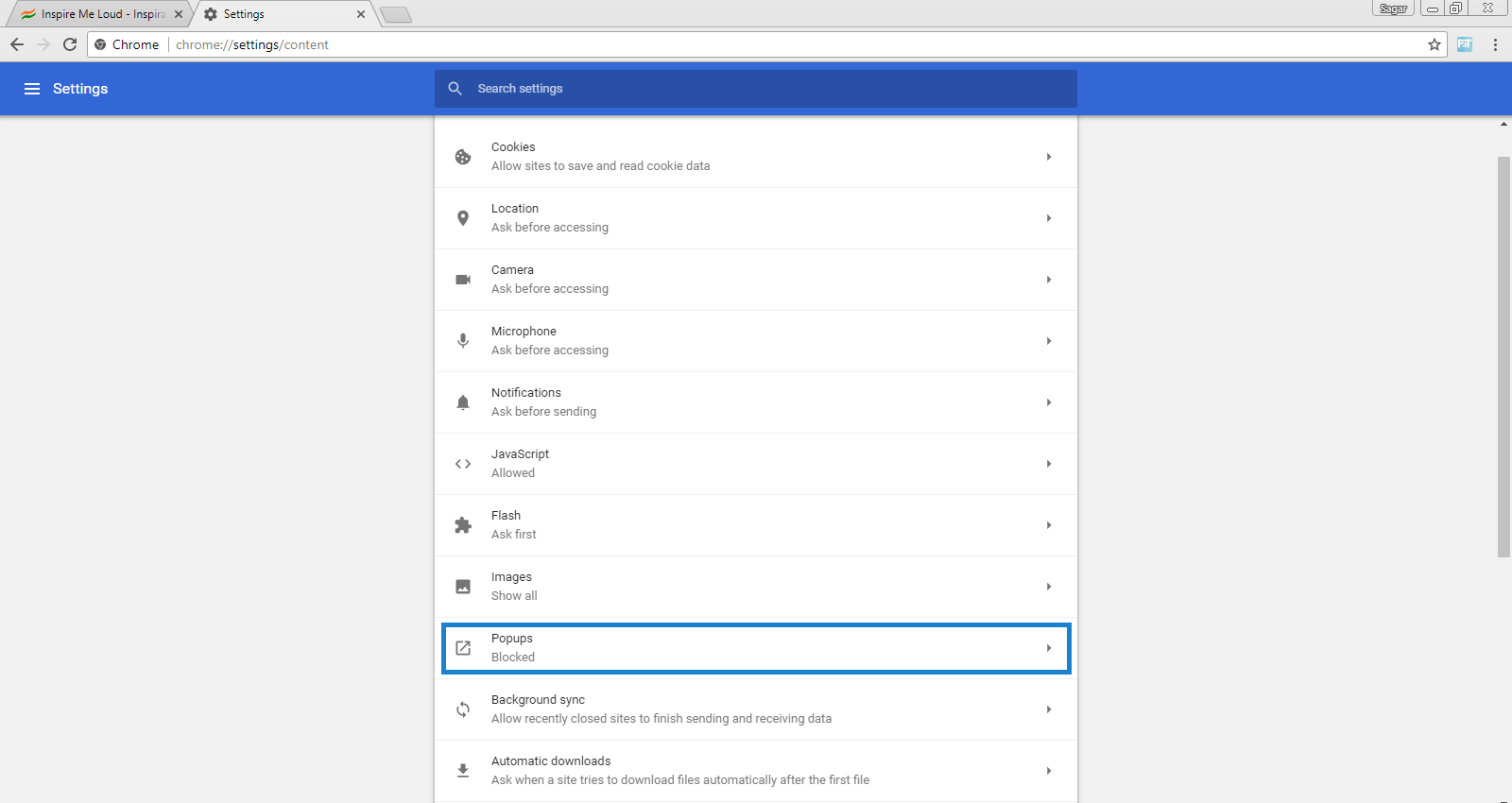Chrome Browser Me Popups Ko Block Kaise Kare