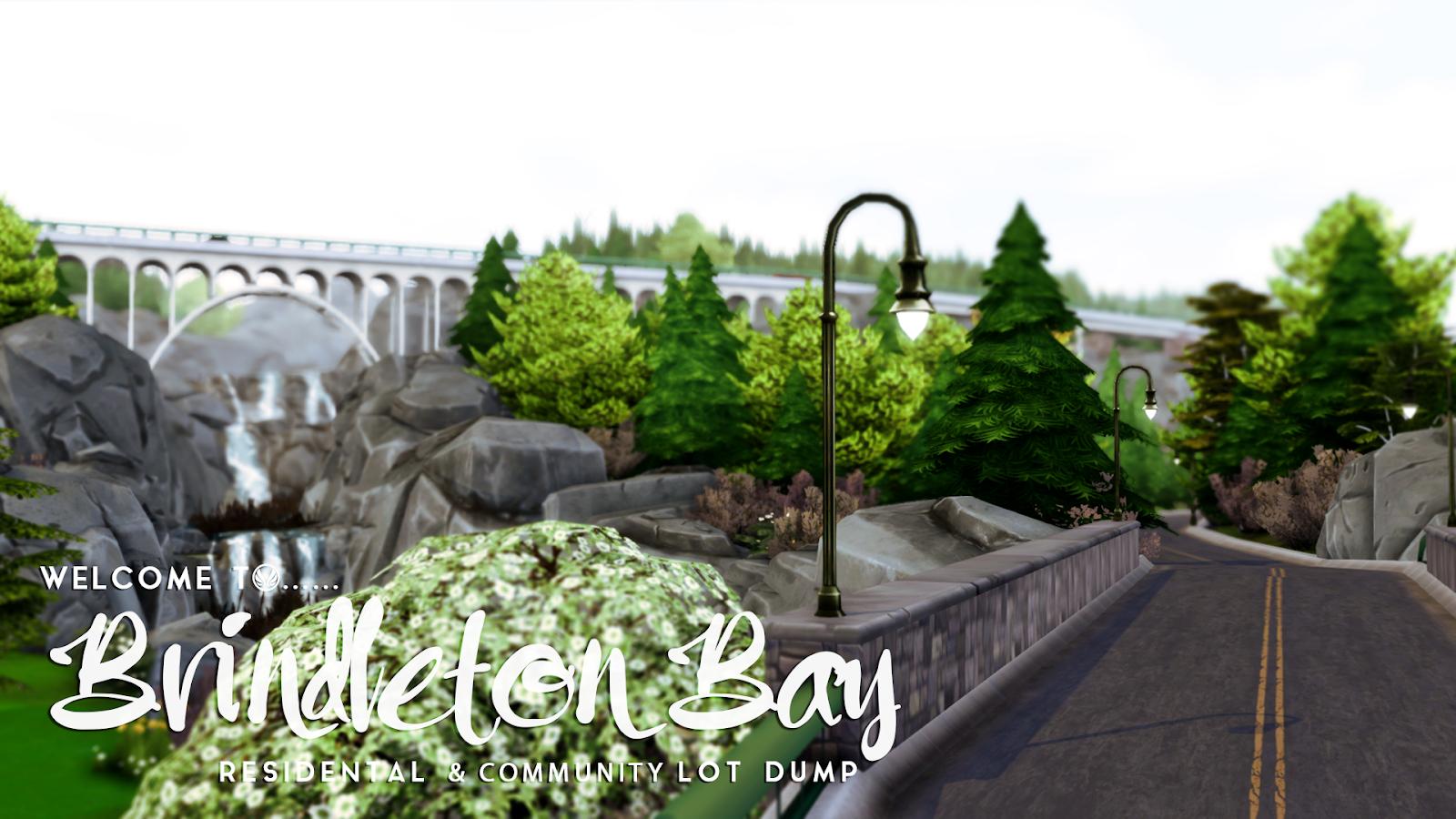 Simsational Designs: Welcome to Brindleton Bay - Community