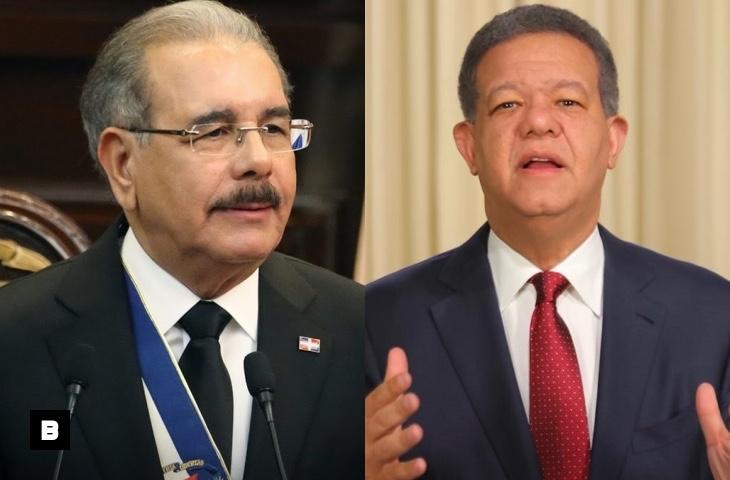 Leonel suspende actividad por fallecimiento del padre de Danilo Medina