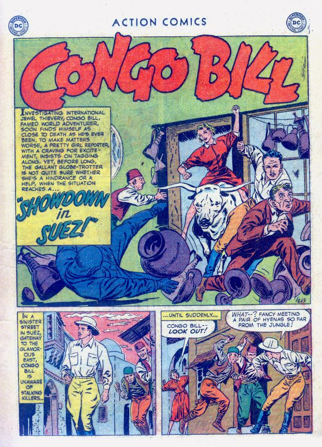Read online Action Comics (1938) comic -  Issue #159 - 17