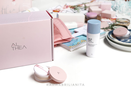 Rahma Brilianita: Althea X Get It Beauty - Real Fresh Skin Detoxer [ Wishlist]