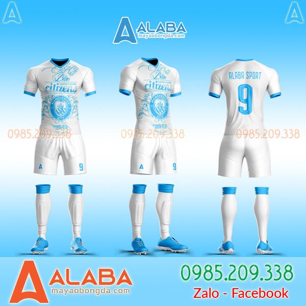 Áo Man City may theo yêu cầu mã ALB MC08