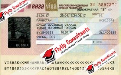 RUSSIA STUDENT VISA'S