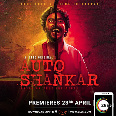Auto Shankar 2019 Hindi Complete WEB Series 720p HEVC x265