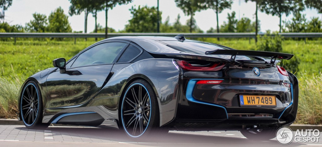 Soulsteer Com Netherlands Has The Ac Schnitzer Tuned Bmw I8 Plug In