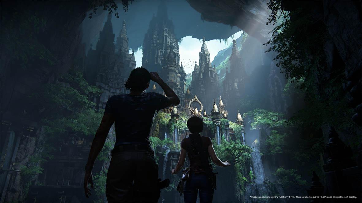 Uncharted: El Legado Perdido ya disponible