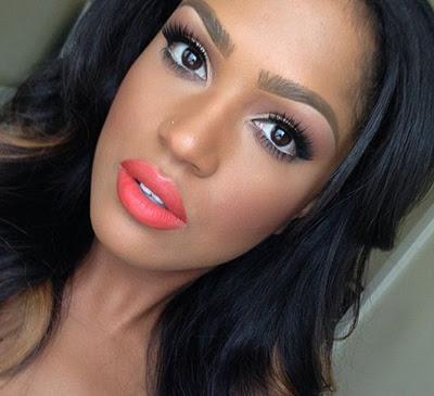 5 Ideas de Maquillaje para chicas de piel Morena