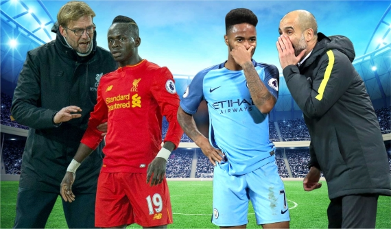 Jurgen Klopp and Pep Guardiola will renew their rivalries when Liverpool host Manchester City.