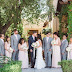 Sweet Winery Wedding with Chicken-inspired Details