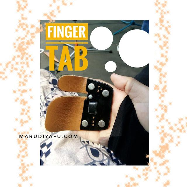 cara membuat finger tab, harga finger tab, finger tab panahan, harga finger tab panahan, finger tape