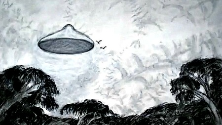 Creepy Details of Largest Mass UFO Sighting in Australia