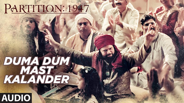 Duma Dum Mast Kalander Song Lyrics | Partition 1947