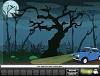 Try to find some gas on a #Haunted highway in a haunted forest! #HalloweenGames #SpookyGames