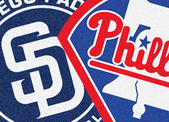 Phillies set to take on Padres in pivotal weekend set